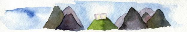 Chava Studios Shavuot watercolor