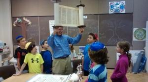 TBA Hebrew School