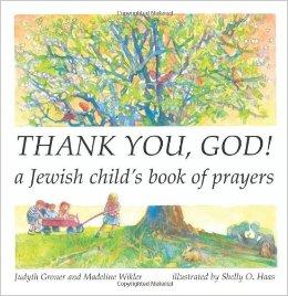 Jewish child's book of prayers