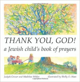 Jewish child's book of prayers
