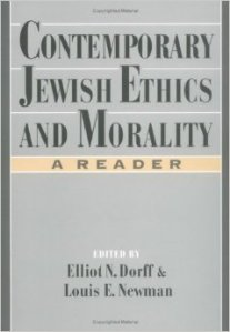 jewish ethics and morality