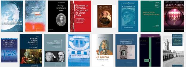 Jewish philosophy books middle beta