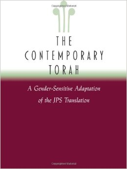 JPS The Contemporary Torah Gender Sensitive