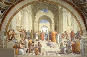http://en.wikipedia.org/wiki/Ancient_Greek_philosophy