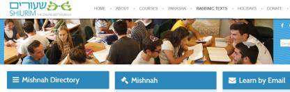 Shiurim Conservative Yeshiva