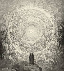 Gustave Dore The Beatific Vision from Dante's Paradiso Canto 31