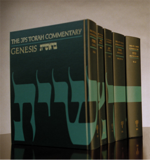 JPS Torah Commentary series