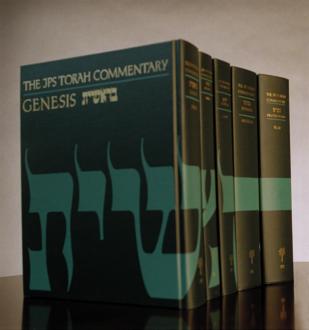 JPS Torah Commentary series