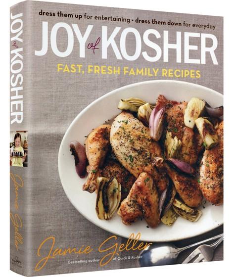 Joy of Kosher cookbook