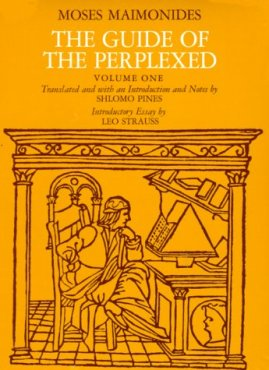 The Guide of the Perplexed