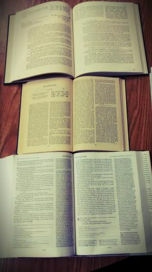 Ezekiel commentaries