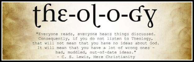 Theology C S Lewis