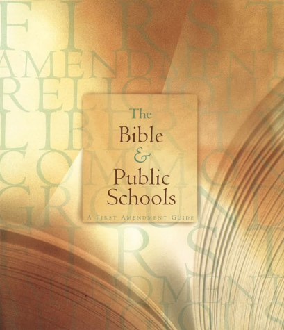 The Bible and Public Schools