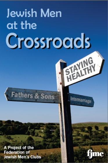 Jewish men at Crossroads FJMC male
