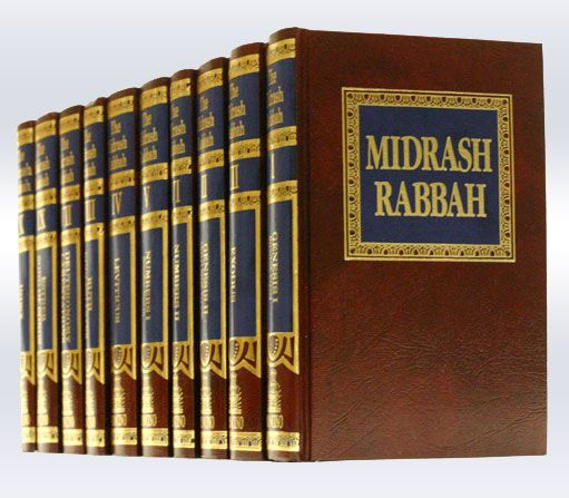 Midrash rabbah set