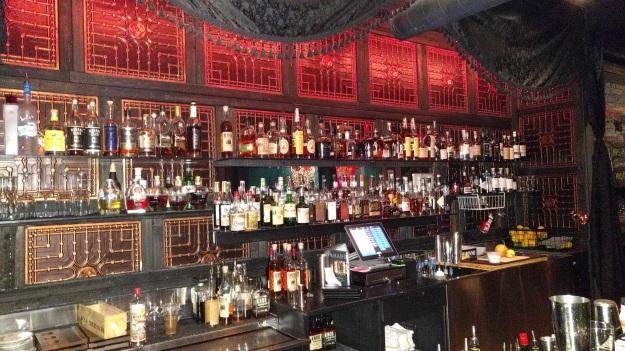 815 Elm bar