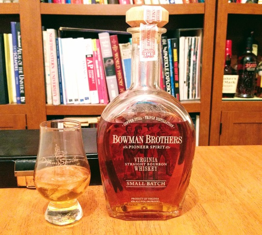 Bowman Brothers Virginia Bourbon