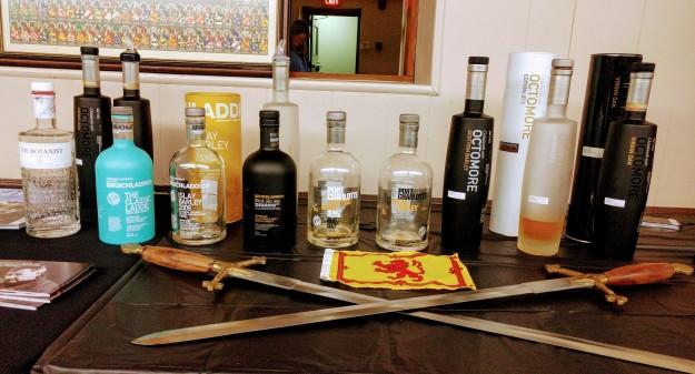 bruichladdich-bottles