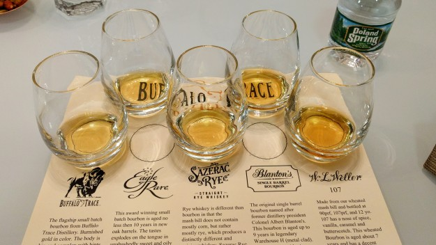 buffalo-trace-tasting-choices