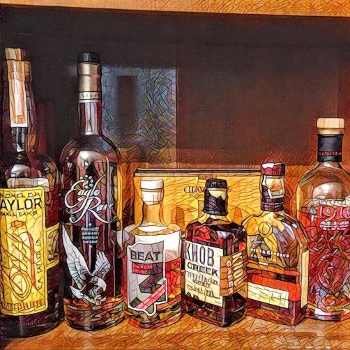 whiskey-shelf