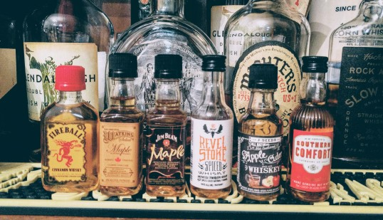 Misc Flavored Whiskeys