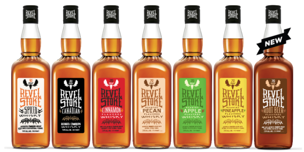 Revel Stoke Canadian Whisky flavors