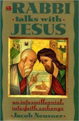 A Rabbi Walks With Jesus by Jacob Neusner