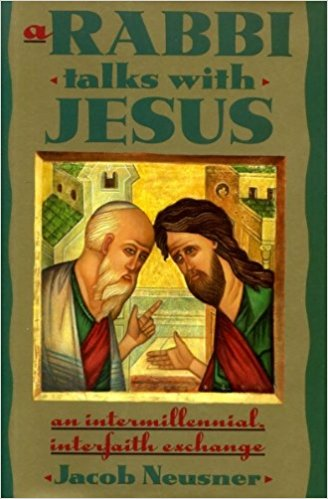 A Rabbi Walks With Jesus by Jacob Neusner