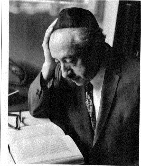 Eliezer Berkivits Reading