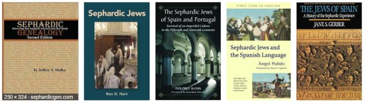 Sephardic books