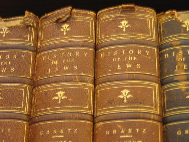 History of the Jews Graetz
