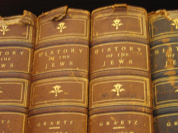 History of the Jews Graetz