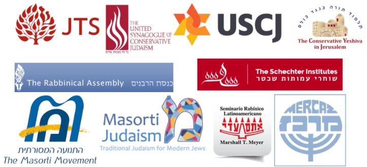 Conservative Masorti Jewish Logo