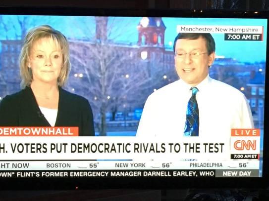 Jon Spira Savett Politics on CNN
